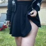 Horny tiny ginger, should I lift my skirt for you? You should know I'm not wearing panties