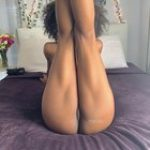 Would you spread my legs and tongue fuck me?