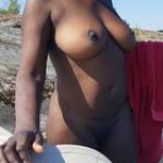 Rosy Private Porn - Back on the boat after sex on a cliff ...