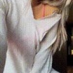 athletic young girl undresses for you,